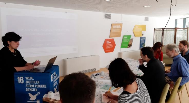 CrowdUSG final seminar